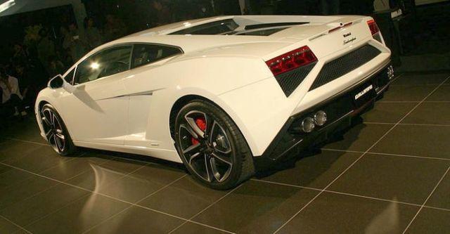2014 Lamborghini Gallardo LP 560-4 Coupe  第4張相片