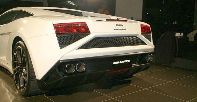 2014 Lamborghini Gallardo LP 560-4 Coupe  第5張相片