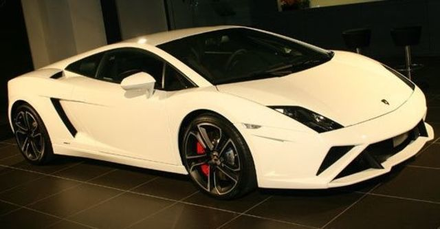 2013 Lamborghini Gallardo LP 560-4 Coupe  第1張相片