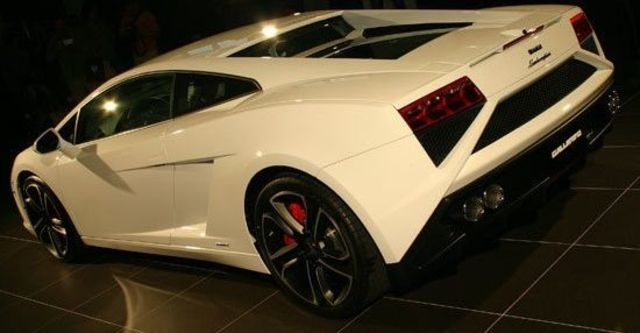 2013 Lamborghini Gallardo LP 560-4 Coupe  第5張相片