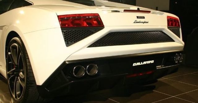 2013 Lamborghini Gallardo LP 560-4 Coupe  第6張相片