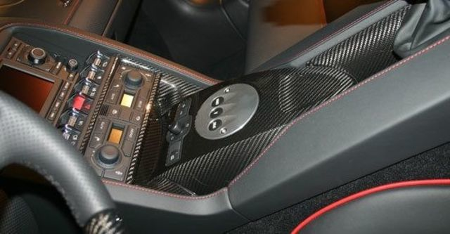 2013 Lamborghini Gallardo LP 560-4 Coupe  第10張相片
