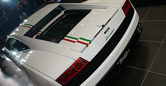 2012 Lamborghini Gallardo LP 550-2 Tricolore Coupe  第5張相片