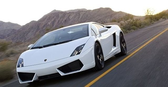 2012 Lamborghini Gallardo LP 560-4 Coupe  第1張相片