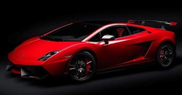 2012 Lamborghini Gallardo LP 570-4 Super Trofeo Stradale Coupe  第1張相片