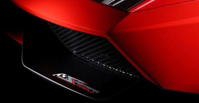 2012 Lamborghini Gallardo LP 570-4 Super Trofeo Stradale Coupe  第3張相片