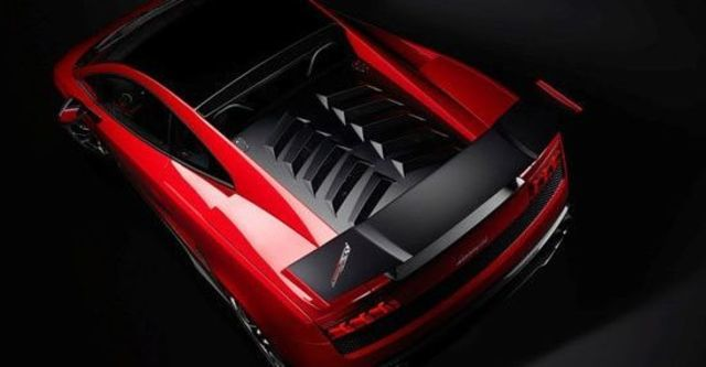 2012 Lamborghini Gallardo LP 570-4 Super Trofeo Stradale Coupe  第12張相片