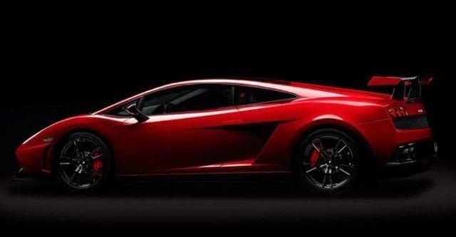 2012 Lamborghini Gallardo LP 570-4 Super Trofeo Stradale Coupe  第15張相片