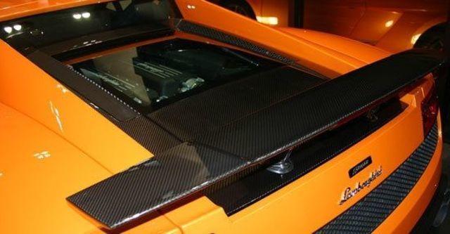 2012 Lamborghini Gallardo LP 570-4 Superleggera Coupe  第5張相片