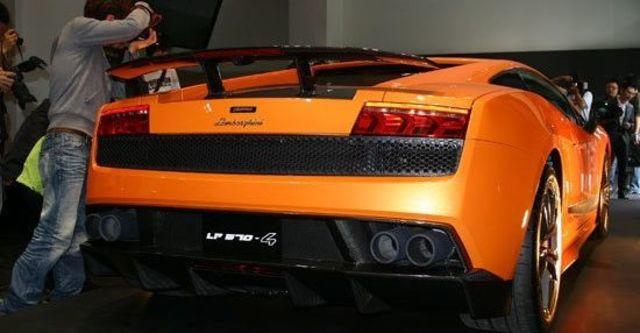 2012 Lamborghini Gallardo LP 570-4 Superleggera Coupe  第6張相片