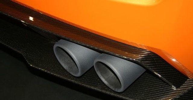 2012 Lamborghini Gallardo LP 570-4 Superleggera Coupe  第7張相片