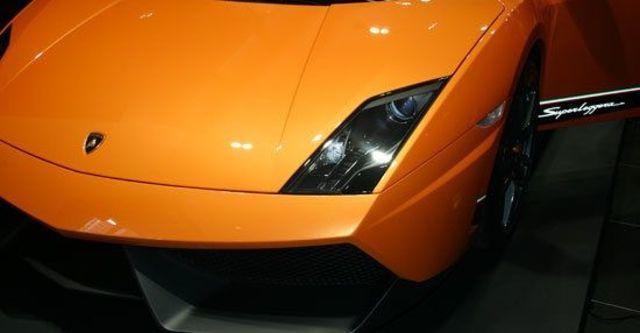 2012 Lamborghini Gallardo LP 570-4 Superleggera Coupe  第8張相片