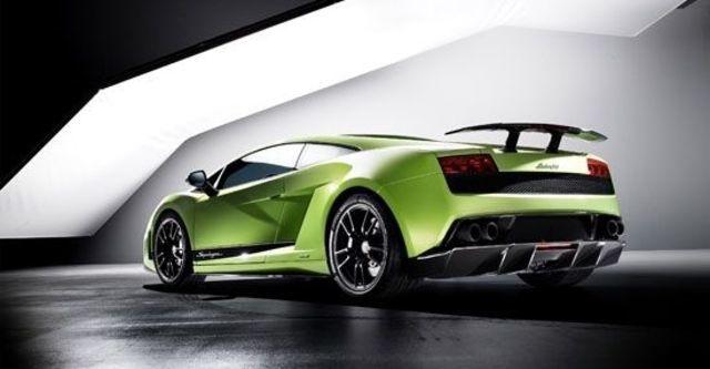 2012 Lamborghini Gallardo LP 570-4 Superleggera Coupe  第9張相片