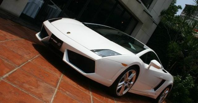2011 Lamborghini Gallardo LP 550-2 Coupe  第1張相片
