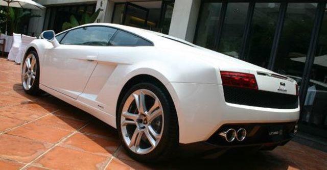 2011 Lamborghini Gallardo LP 550-2 Coupe  第3張相片