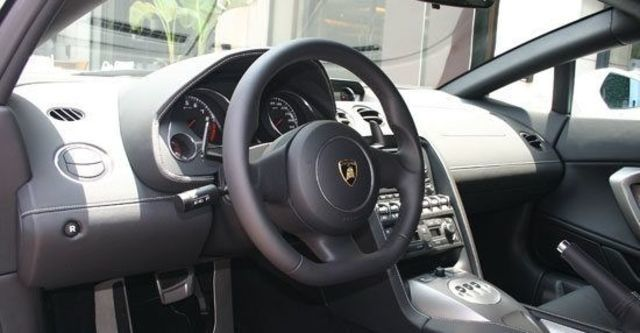 2011 Lamborghini Gallardo LP 550-2 Coupe  第5張相片