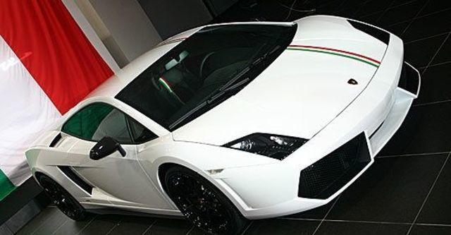 2011 Lamborghini Gallardo LP 550-2 Tricolore Coupe  第3張相片