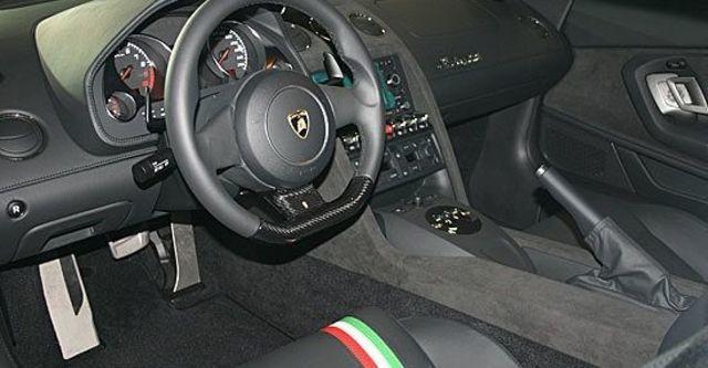 2011 Lamborghini Gallardo LP 550-2 Tricolore Coupe  第6張相片