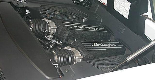 2011 Lamborghini Gallardo LP 550-2 Tricolore Coupe  第8張相片