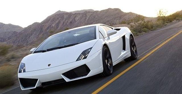 2011 Lamborghini Gallardo LP 560-4 Coupe  第1張相片