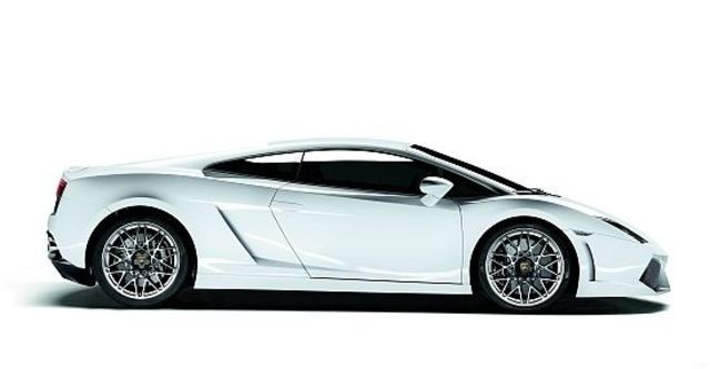 2011 Lamborghini Gallardo LP 560-4 Coupe  第7張相片