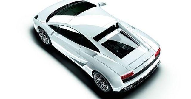 2011 Lamborghini Gallardo LP 560-4 Coupe  第9張相片