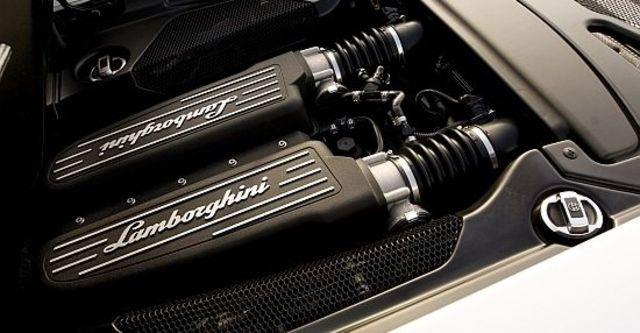 2011 Lamborghini Gallardo LP 560-4 Coupe  第14張相片
