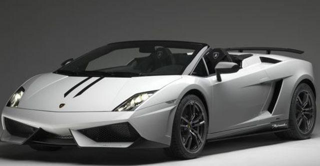 2011 Lamborghini Gallardo LP 570-4 Spyder Performante  第1張相片