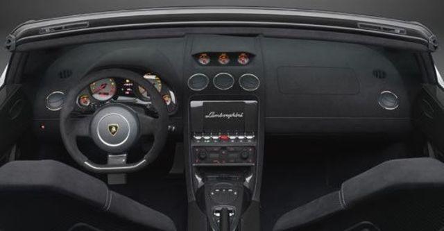 2011 Lamborghini Gallardo LP 570-4 Spyder Performante  第5張相片