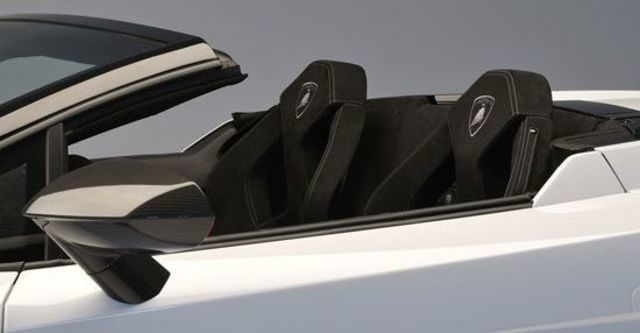 2011 Lamborghini Gallardo LP 570-4 Spyder Performante  第6張相片