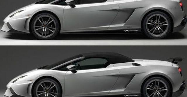 2011 Lamborghini Gallardo LP 570-4 Spyder Performante  第8張相片