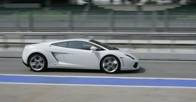 2010 Lamborghini Gallardo LP550-2 AD  第1張相片