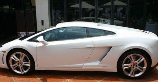 2010 Lamborghini Gallardo LP550-2 AD  第4張相片