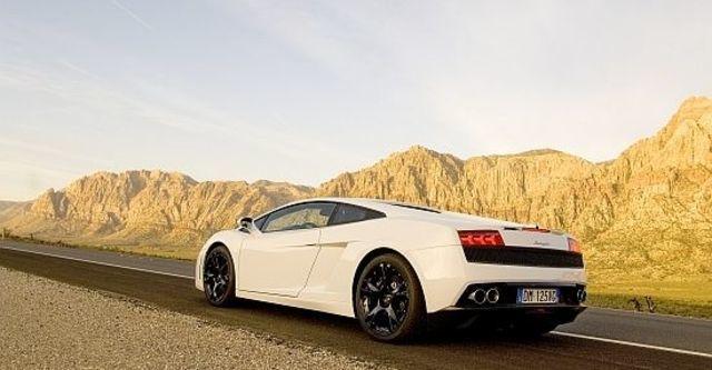 2010 Lamborghini Gallardo LP560-4 Coupe  第4張相片