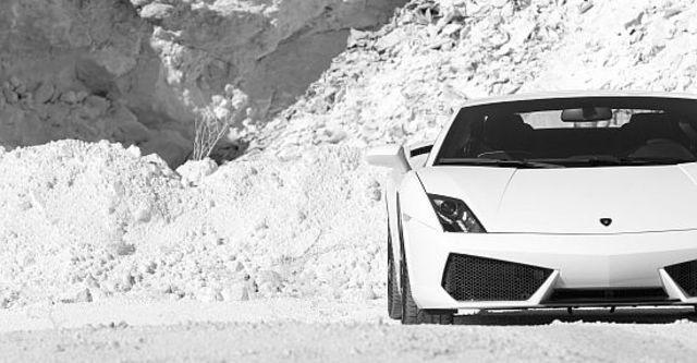 2010 Lamborghini Gallardo LP560-4 Coupe  第5張相片