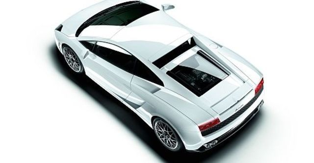 2010 Lamborghini Gallardo LP560-4 Coupe  第9張相片