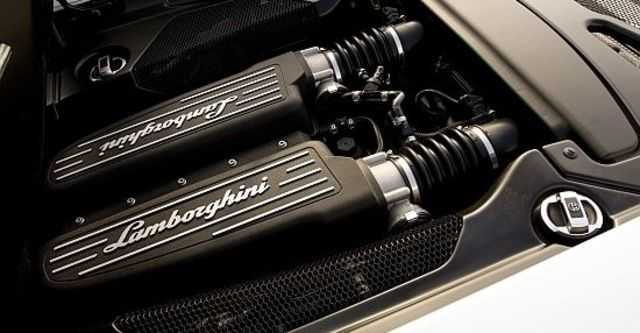 2010 Lamborghini Gallardo LP560-4 Coupe  第14張相片