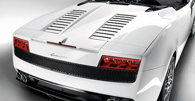 2010 Lamborghini Gallardo LP560-4 Spyder  第10張相片