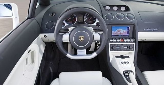 2010 Lamborghini Gallardo LP560-4 Spyder  第11張相片