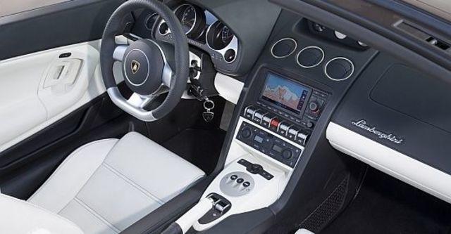 2010 Lamborghini Gallardo LP560-4 Spyder  第12張相片