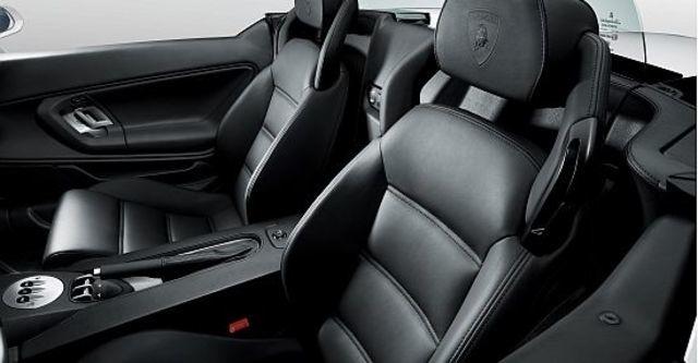 2010 Lamborghini Gallardo LP560-4 Spyder  第13張相片
