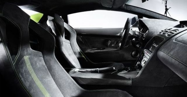 2010 Lamborghini Gallardo LP570-4 Superleggera  第10張相片