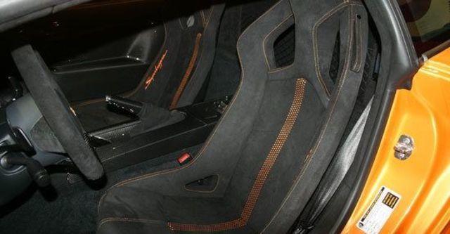 2010 Lamborghini Gallardo LP570-4 Superleggera  第12張相片