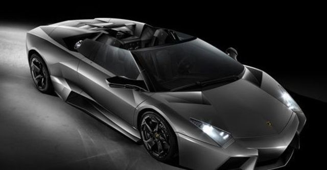 2010 Lamborghini Reventon Roadster  第1張相片