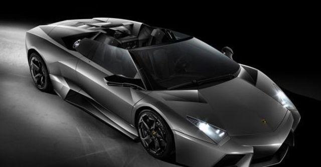 2010 Lamborghini Reventon Roadster  第2張相片