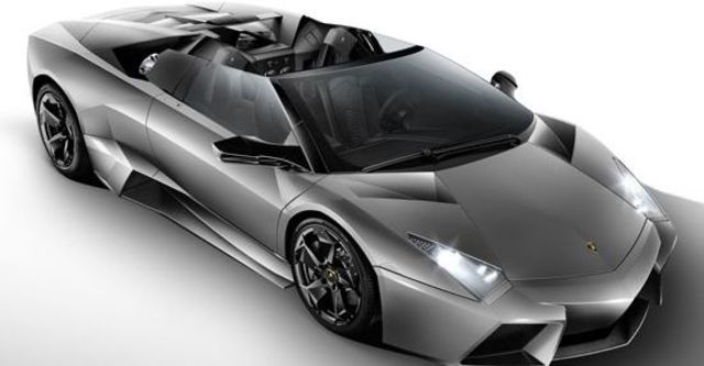 2010 Lamborghini Reventon Roadster  第3張相片