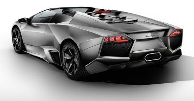 2010 Lamborghini Reventon Roadster  第4張相片