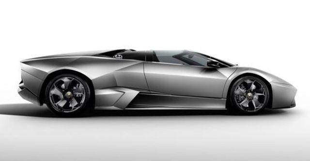 2010 Lamborghini Reventon Roadster  第6張相片