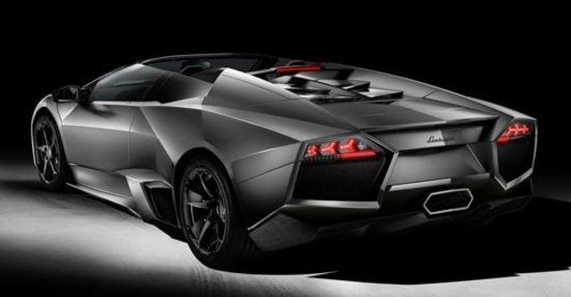 2010 Lamborghini Reventon Roadster  第8張相片