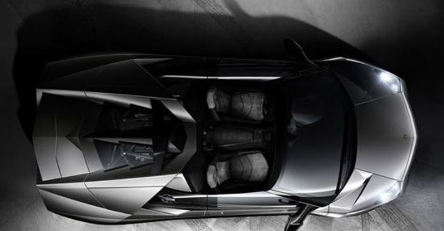 2010 Lamborghini Reventon Roadster  第9張相片